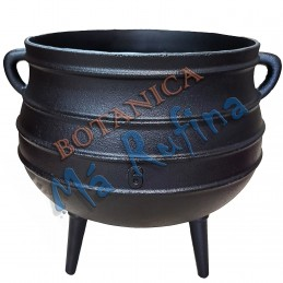 "Iron Cauldron 15"" for Oggun..."