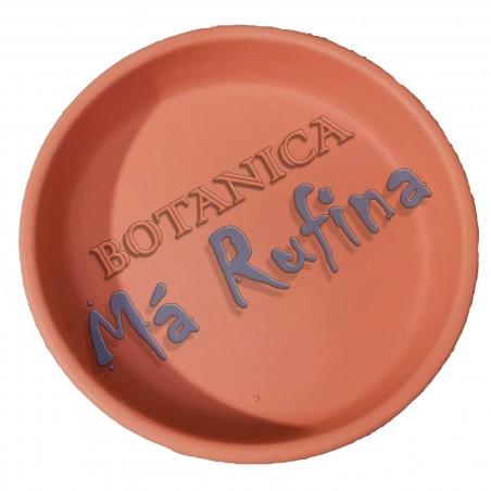 """Small Clay Plate for Eleggua 6"""""""