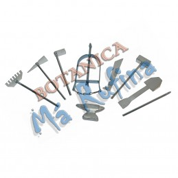 Oggun Tools 9 Piece Set