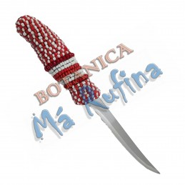 Cuchillo de Osha decorado...