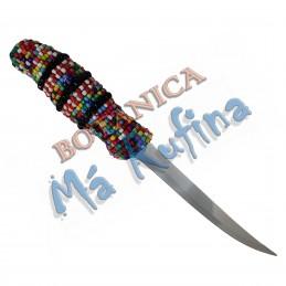 Cuchillo decorado para...