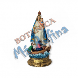 """Our Lady of Charity Statue 12"""""""