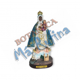"""Our Lady of Regla Statue 12"""""""