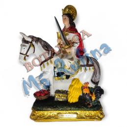 "Saint Barbara Statue 12"""