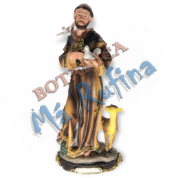 """Saint Francis Statue 12"""""""