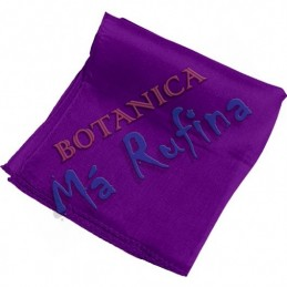 Purple Handkerchief Medium