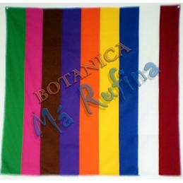 Pañuelo Grande de 9 Colores