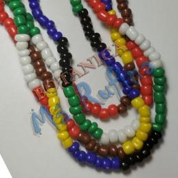 Necklace Eleke 7 African...