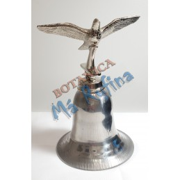 Obatala Bell with Dove