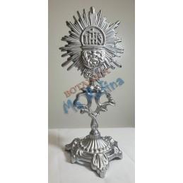 Silver Santisimo Statue