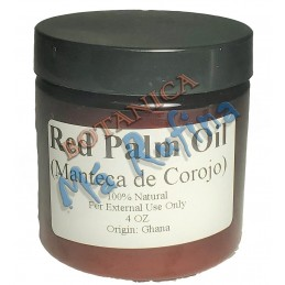 Red Palm Oil Manteca de...