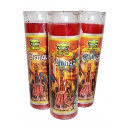 CHANGO CUSTOM SCENTED CANDLE