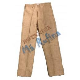 Pantalon de Saco o Yute San...