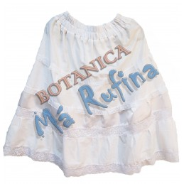 Saya Blanca Iyawo / Santera...