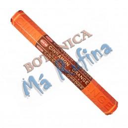Cinnamon Orange Incense Sticks