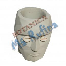 Eleggua Cement Head