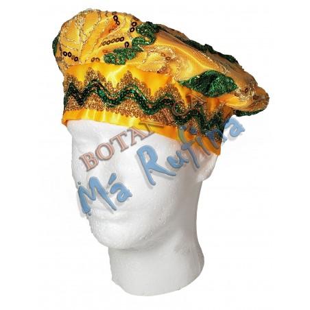 Yellow / Green Hat of Orunmila