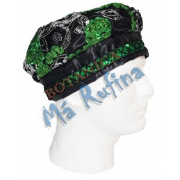 Green / Black Hat of Oggun