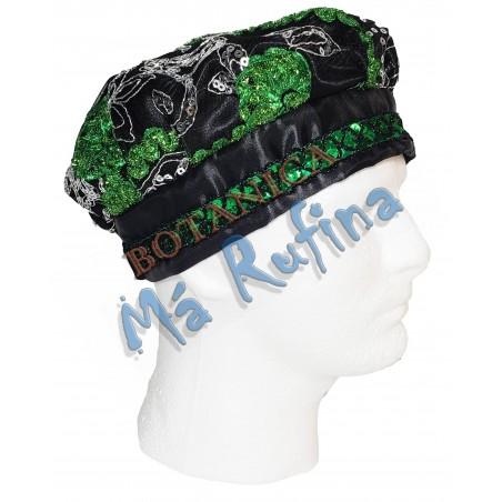 Green / Black Hat of Oggun