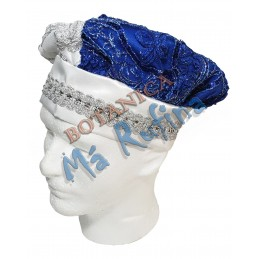 White / Blue Hat of Yemaya