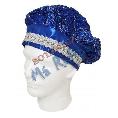 Dark Blue Hat of Yemaya