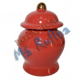Small Red Jar for Ibeyis