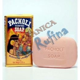 Pacholi Scented Soap 95g