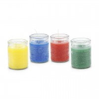 50 HOURS GLASS CANDLES