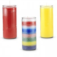 14 DAYS GLASS CANDLES