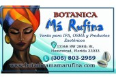 Botanica Ma Rufina